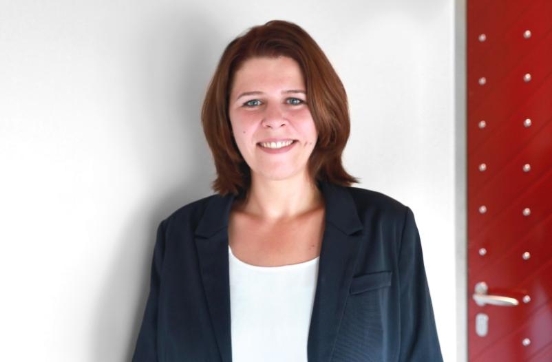 Portrait Cornelia Böhmer, Leitung WIAG AMS-Team