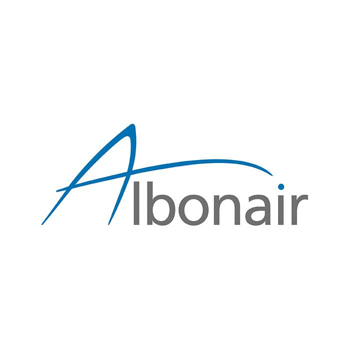 Logo WIAG Referenzkunde Albonair